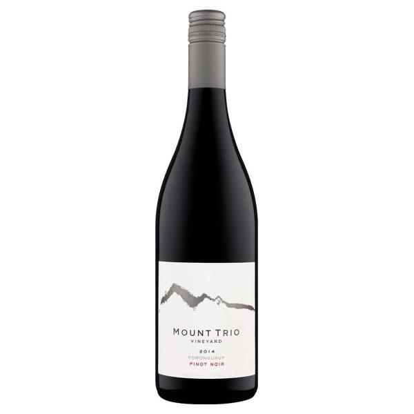 Mount Trio Home Block Pinot Noir