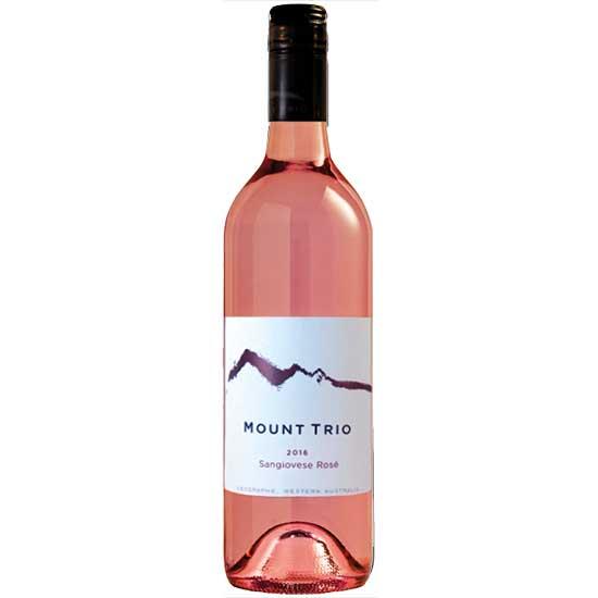 Mount Trio Rosé