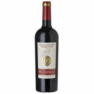 Mondeo del Vino Mandorla Puglia